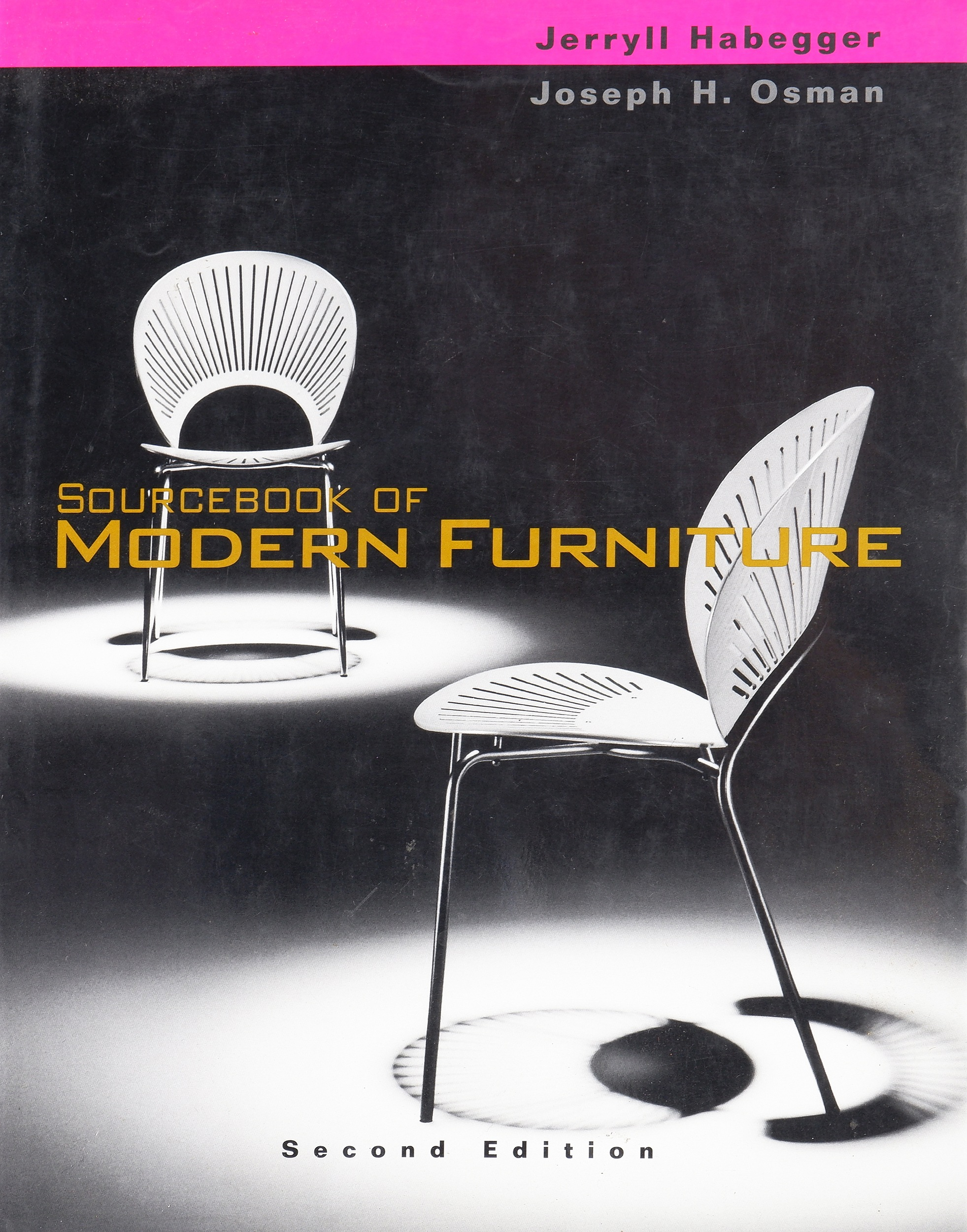 'Jerryll Habegger & Joseph H Osman, Sourcebook of Modern Furniture, Second edition'