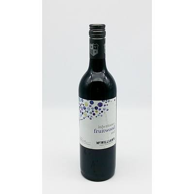 750ml McWilliams Inheritance Fruitwood Red