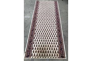 Floor Runner Rug 1000mm x 2300mm
