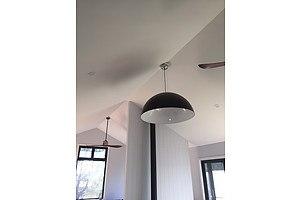 Large Designer Pendant Light