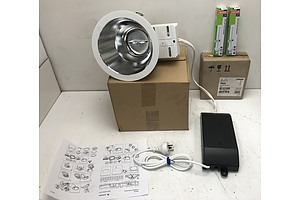 Lot Of Assorted Downlights and Light Bulbs