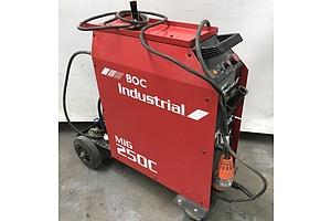 BOC Industrial Mig 250C