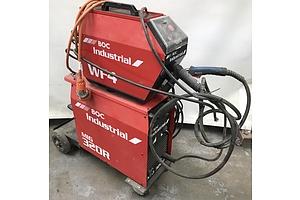 BOC Industrial Mig 320R/WF4