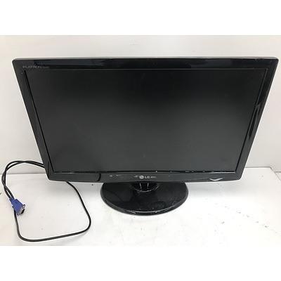 LG Flatron W2343T-PF 23 Inch Monitor