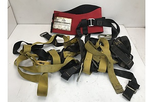 B-Safe Safety Harnesses -Lot Of Two
