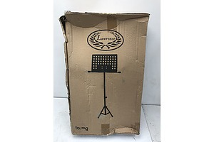 Lawrence Black Music Stand