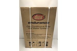 Dux Endurance Continuous Flow Hot Water System