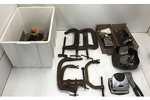 Assorted Vintage Tools