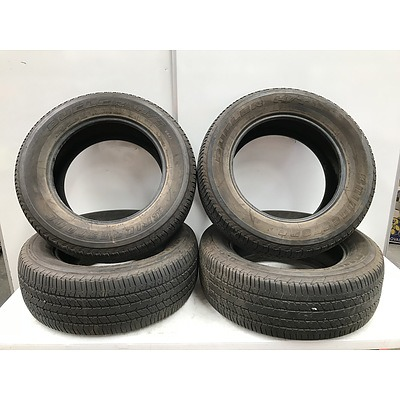 Bridgestone  Dueler H/T684II Tyres -Set Of Four