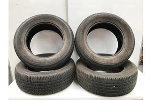 Bridgestone  Dueler H/T684II Tyres -Set Of Four