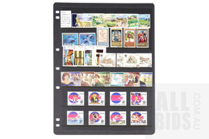 New Zealand Collection of Decimal Stamps