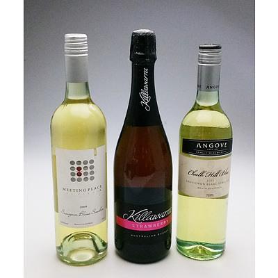 Three Mixed Wines (3)