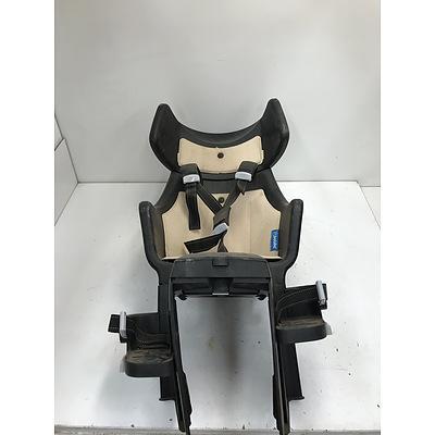 Bobike Toddler Bike Seat Attachment