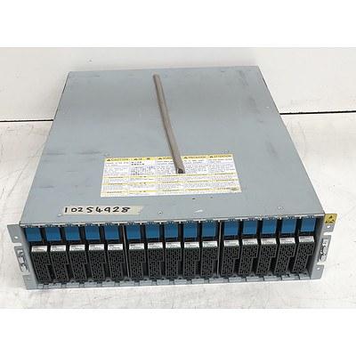 Hitachi (DF-F800-RKAK) 15 Bay Hard Drive Array w/ 6.30TB of Total Storage