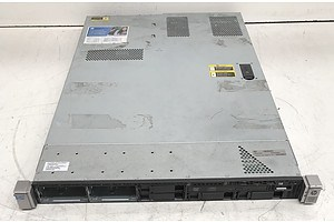HP ProLiant DL360e Gen8 Dual Xeon (E5-2407 0) 2.20GHz CPU 1 RU Server