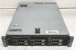 Dell PowerEdge R710 Dual Intel Quad-Core Xeon (E5630) 2.53GHz CPU 2 RU Server