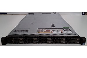 Dell PowerEdge R620 (E5-2670 v2) Dual Deca-Core Xeon 2.5GHz CPU 1 RU Server