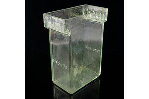 Antique Glass Acid Jar Type J1/5