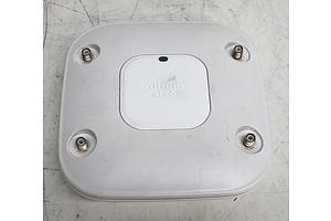 Cisco (AIR-CAP3602E-N-K9) Aironet 802.11n Dual Band Access Points - Lot of 30