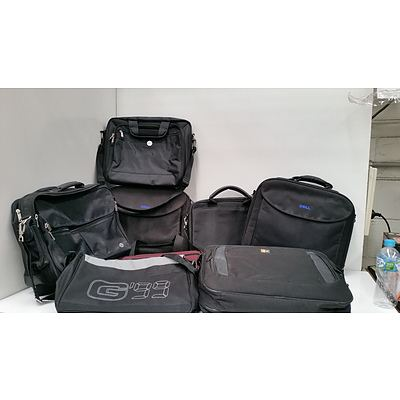 10 Assorted Laptop Bags