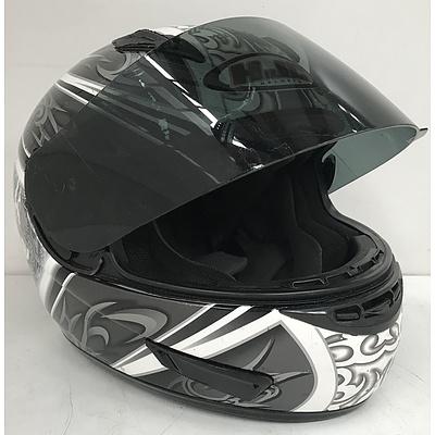 HJC CL-15 Draco Motorcycle Helmet