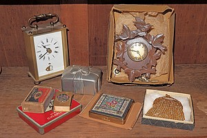 Miniature Cuckoo Clock, Quartz Carriage Clock, Compact and More