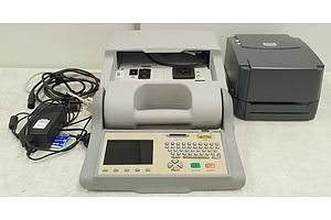 Appliance Test Equipment In Travel Case