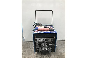 Peerless Tradesman Arc Welder