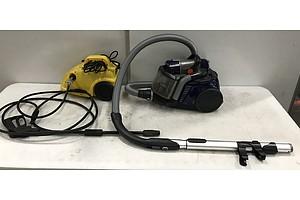 Electrolux Ultraflex Vacuum an Pressure Cleaner