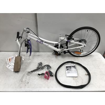 BYK Ergonomic 450 Kids Bike