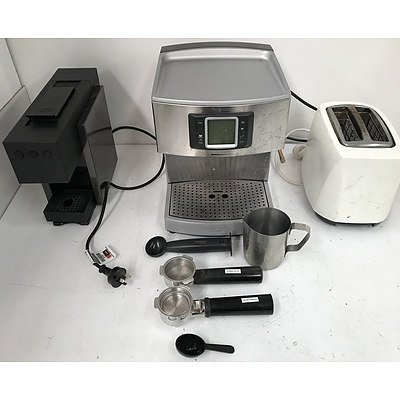 Kitchen Appliances -Lot Of Three