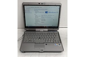 HP EliteBook 2730p 12-Inch Intel Core 2 Duo (L9400) 1.86GHz CPU Covertible Laptop