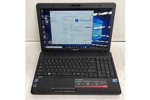Toshiba Satellite C650 15-Inch Core i3 (M-370) 2.40GHz CPU Laptop