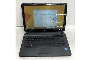 HP Pavilion 14-b029TU 14-Inch Core i3 (3217U) 1.80GHz CPU Laptop