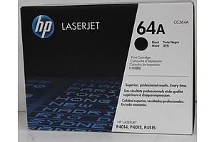 HP Laserjet 64A Black Toner Cartridge