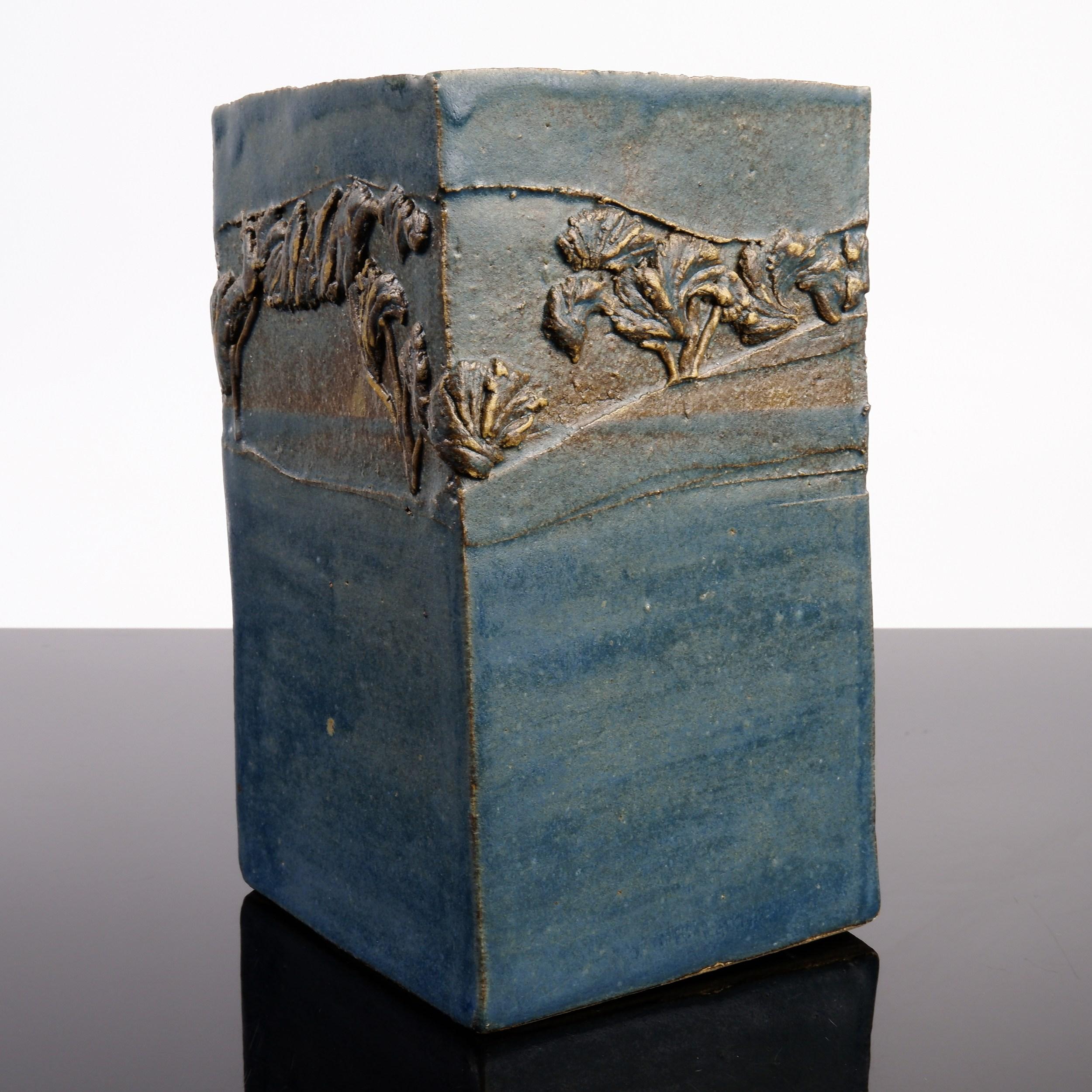'Hiroe Swen (Japan, Australia 1934-) Glazed Stoneware Vase'