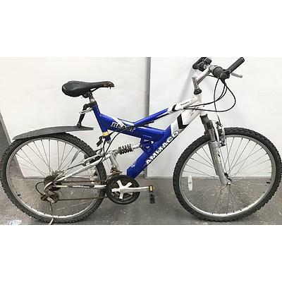 Ammaco Blast Mountain Bike