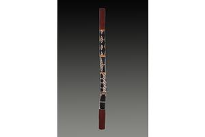 Australian Indigenous Wooden Didgeridoo