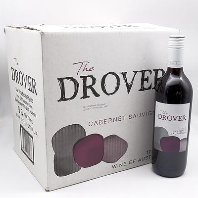 Case of 12x The Drover 2019 Cabernet Sauvignon 750ml