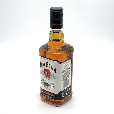 Jim Beam Kentucky Straight Bourbon Whiskey 700ml