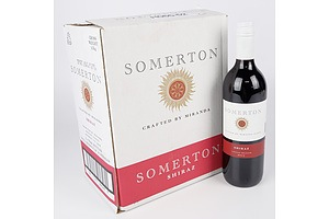 Somerton 2017 Shiraz 750ml Case of 6