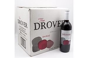 The Drover 2019 Shiraz 750ml Case of 12