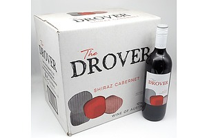 The Drover 2019 Shiraz Cabernet 750ml Case of 12