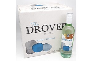 The Drover 2020 Pinot Grigio 750ml Case of 12