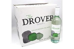 The Drover 2020 Sauvignon Blanc 750ml Case of 12