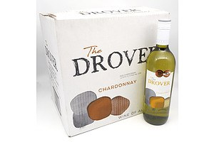 The Drover 2020 Chardonney 750ml Case of 12