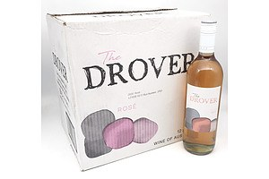 The Drover 2020 Rose 750ml Case of 12