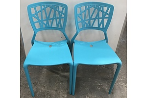 Pair Of Replica Viento Chairs
