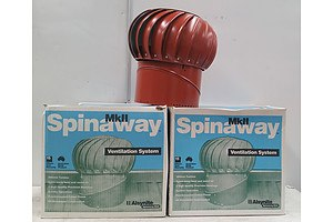 Spinaway MKii - Lot Of Two - Brand New