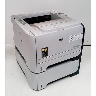 HP Laser Jet P2055dn Black & White Laser Printer